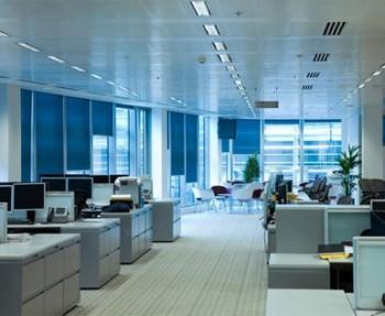 Trang trí nội thất trong văn phòng